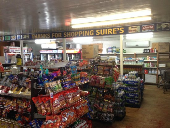 Suire's Grocery : Shop