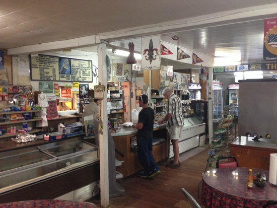 Suire's Grocery : Order up