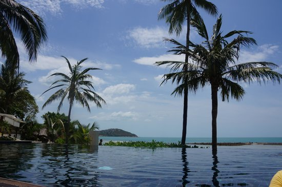 Anantara Lawana Koh Samui Resort: The pool