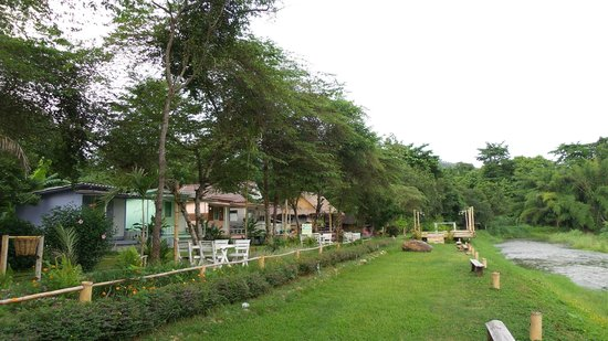Baan Pai Riverside: the delightful cottages along the banks of the Pai River