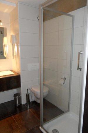 Hotel 's-Hertogenbosch-Vught: douche