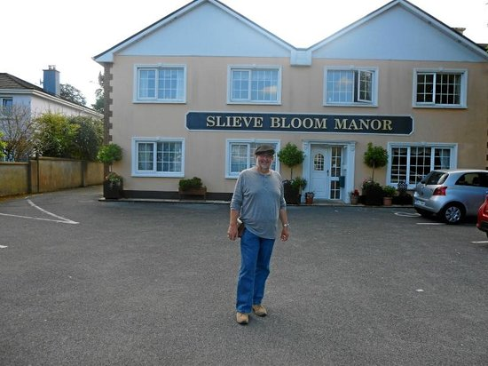 Slieve Bloom Manor Guesthouse: A perfect stay