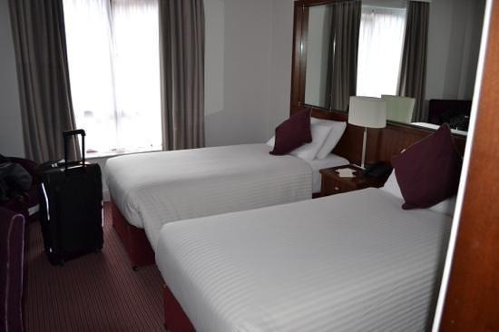 Camden Court Hotel: prima kamer
