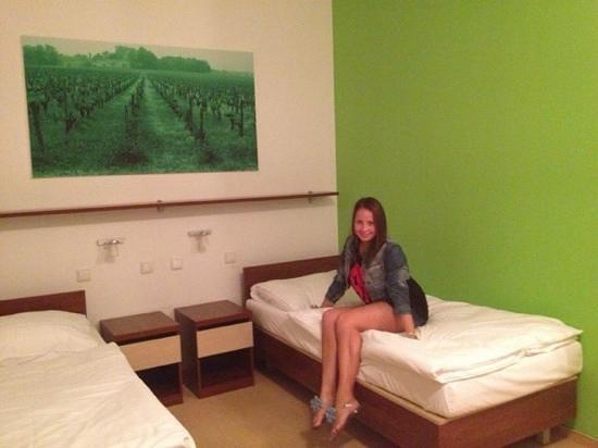 Hotel Color: номер