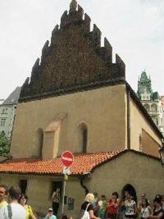 Old-New Synagogue (Staronova synagoga): July 6th