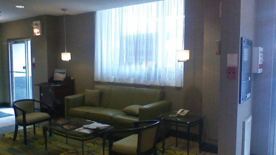 Days Inn Toronto East Beaches: Lobby