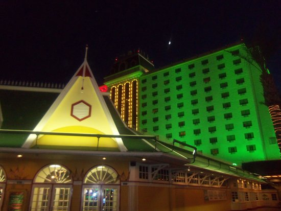 Tropicana Laughlin : from out side