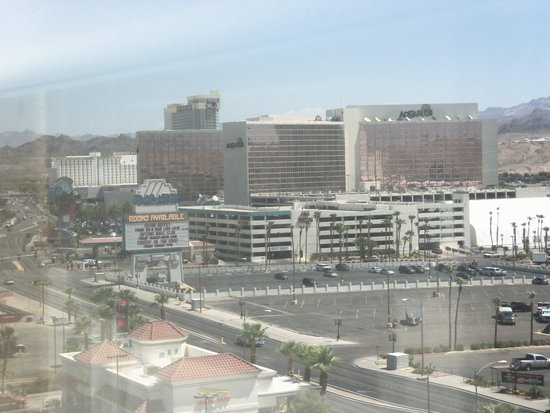 Tropicana Laughlin : from my room window