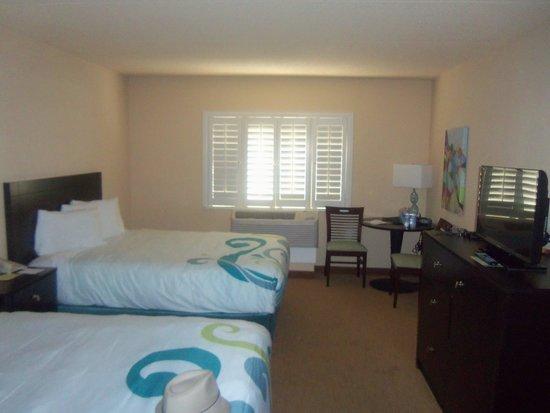 Tropicana Laughlin: my room