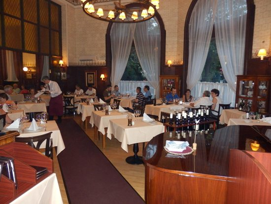 Múzeum Cafe and Restaurant : Perfect ambiance to have dinner with friends