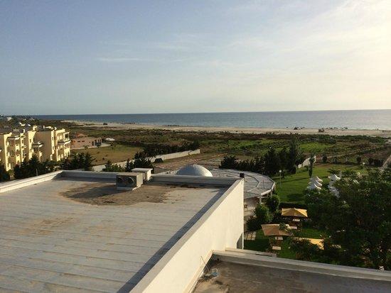 Hotel Bizerta Resort : vue de la chambre