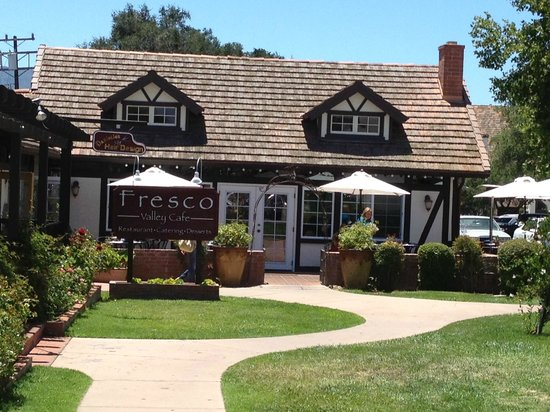 Fresco Valley Cafe: Front View of the Restaurant