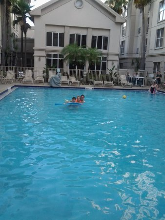 Homewood Suites Orlando-International Drive/Convention Center : pool area