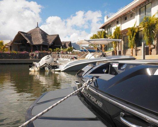 The Coral Tree Restaurant: Marina