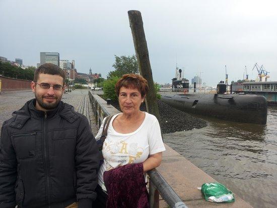 SANDEMANs NEW Europe - Hamburg: der Hafen