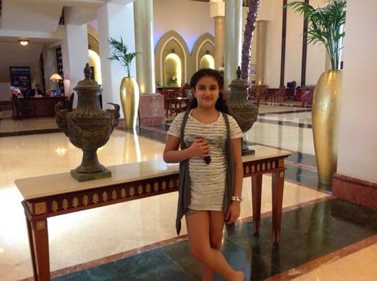 Kempinski Hotel Ajman: lobby