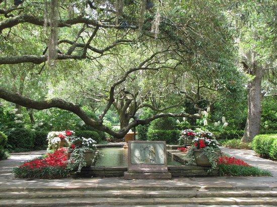 Bellingrath Gardens and Home: Bellingrath Gardens Fountain
