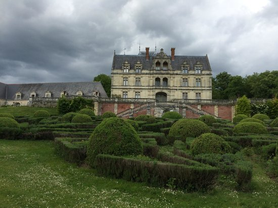 Gardens of the Chateau de la Bourdaisiere