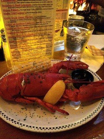 Lobster Pot: Clambake
