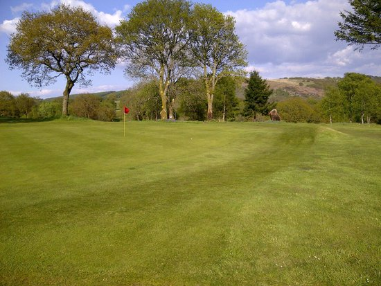 Glynneath, UK: 2nd Hole
