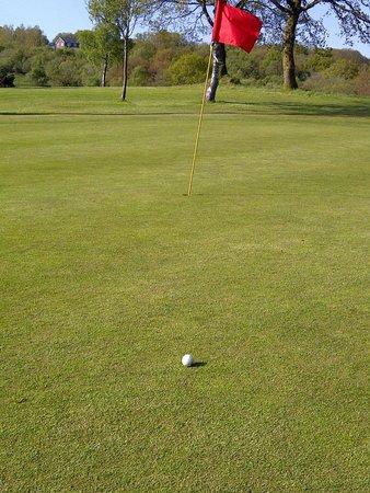 Glynneath Golf Club: Almost holed