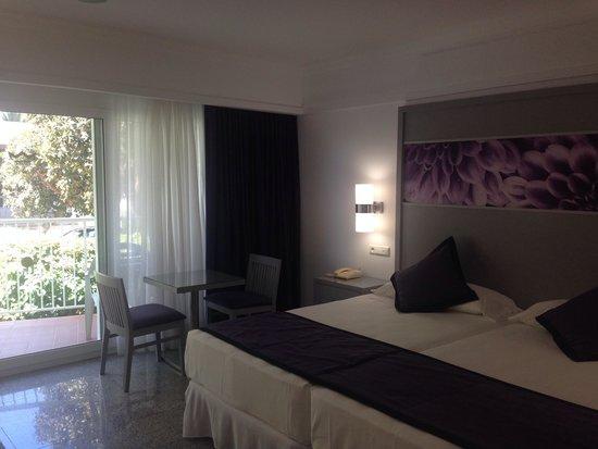 Hotel Riu Nautilus: Twin Room