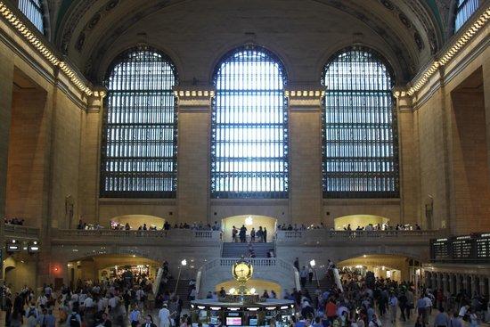 New York City Photo Safari : Grand Central Station - Inside