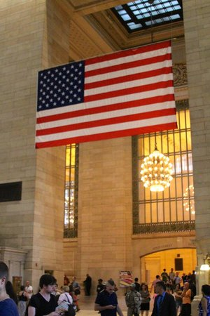 New York City Photo Safari: Grand Central Station - Inside