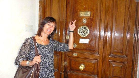 Alvaro Residencia: Entrada