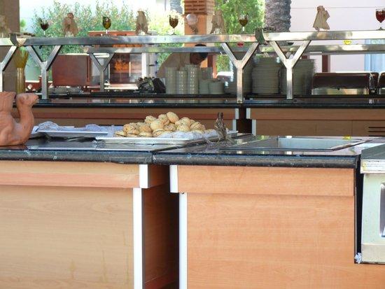 Silence Beach Resort : food