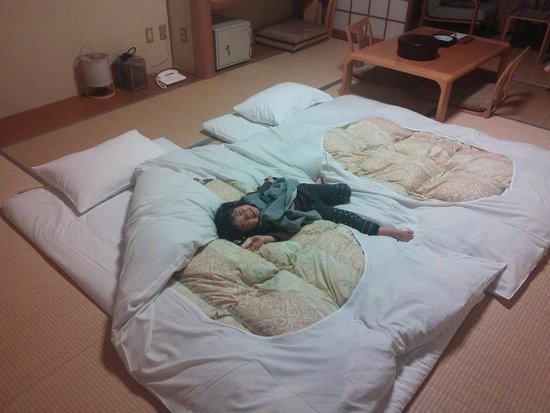 Umino Kenkomura: 14.02.01【海の健康村】和室の雰囲気①