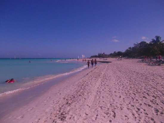 Barceló Solymar: beach