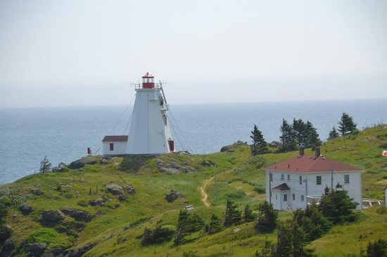 A Chalet in Paradise: Swallowtail Lighthouse
