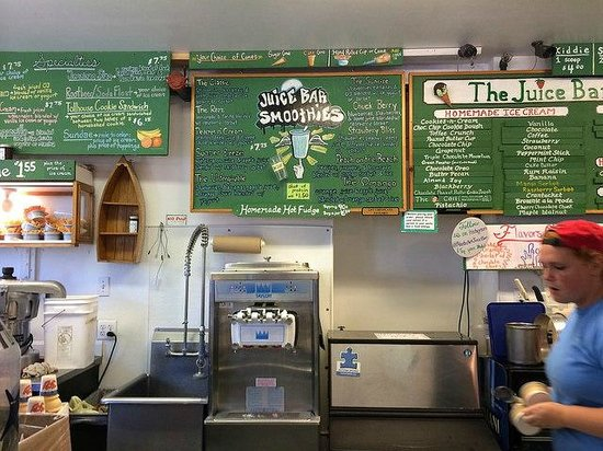 Photo of American Restaurant Juice Bar at 12 Broad St, Nantucket, MA 02554, United States