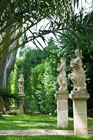Hostellerie les Frênes : les habitants du parc