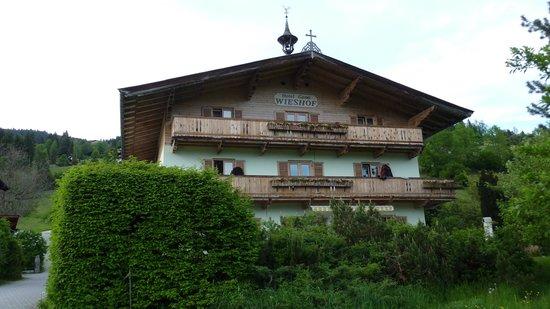 Hotel Garni Wieshof: Hotel