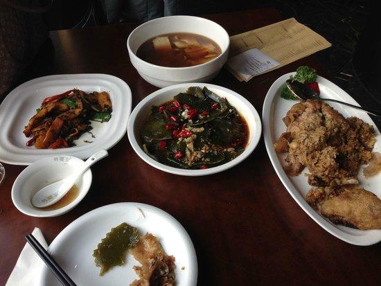 Grandma's Restaurant(Hubin): variedades