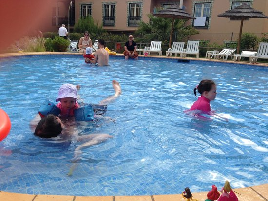 Quinta Pedra dos Bicos : One of the kiddie pools at the shared pool