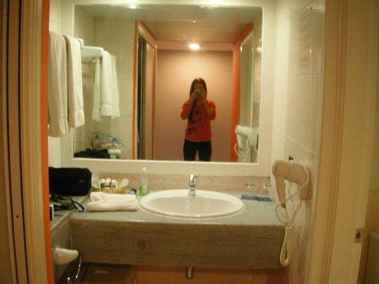 Barceló Solymar Arenas Blancas Resort: bathroom