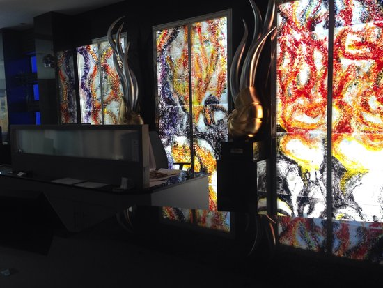 Hotel Riu Nautilus : Hotel reception