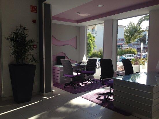 Hotel Riu Nautilus: Study/ relax room