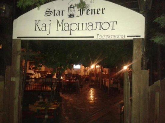 Restaurant Kaj Marsalot: Ingresso ristorante Kaj Marsalòt