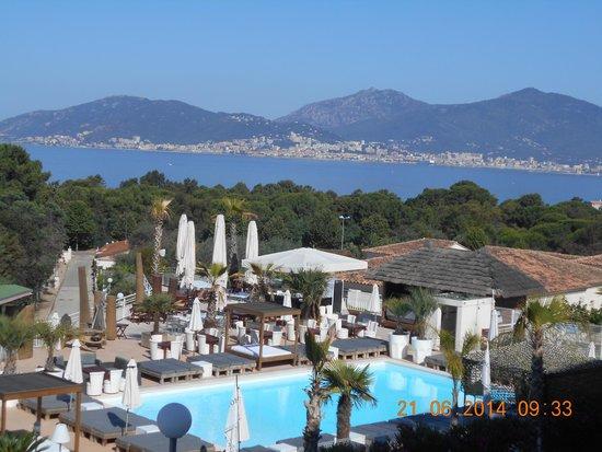 Bella Vista Residence: vue de la chambre