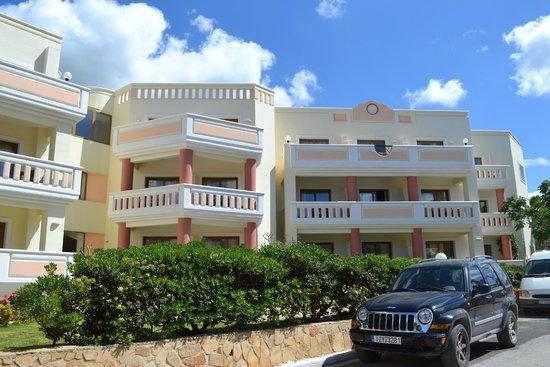 Aphrodite Beach Hotel: hotel