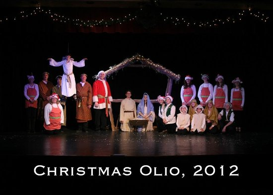 The Butte Theatre: Christmas Olio - 2012