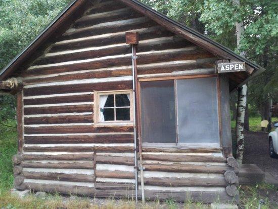 Bruce Spruce Ranch: Aspen Cabin