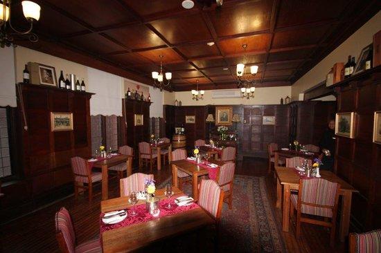 Kimberley Club: Dining room