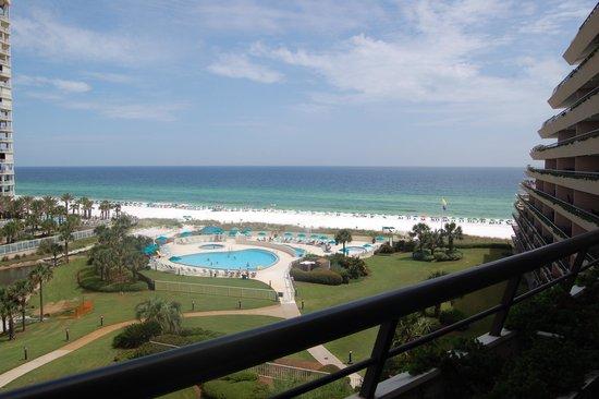 Edgewater Beach Condominium : View from room 705
