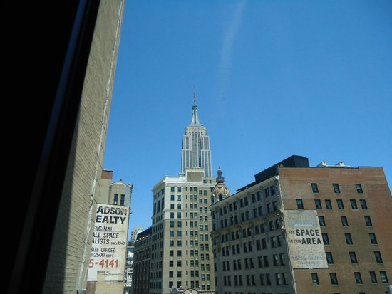 Broadway Plaza Hotel: Empire State