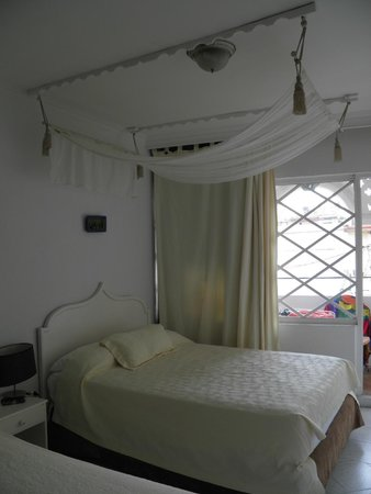 San Andres Noblehouse Hotel: quarto